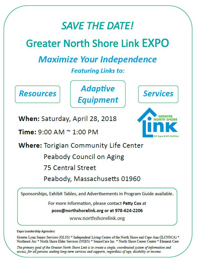 Greater North Shore Link Expo Seniorcare Inc
